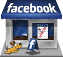 Visit our shop on Facebook!